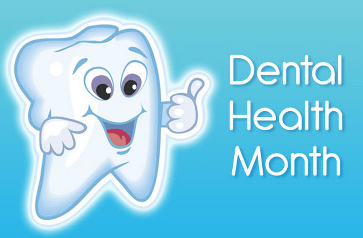 February is National Children's Dental Health Month – The ...