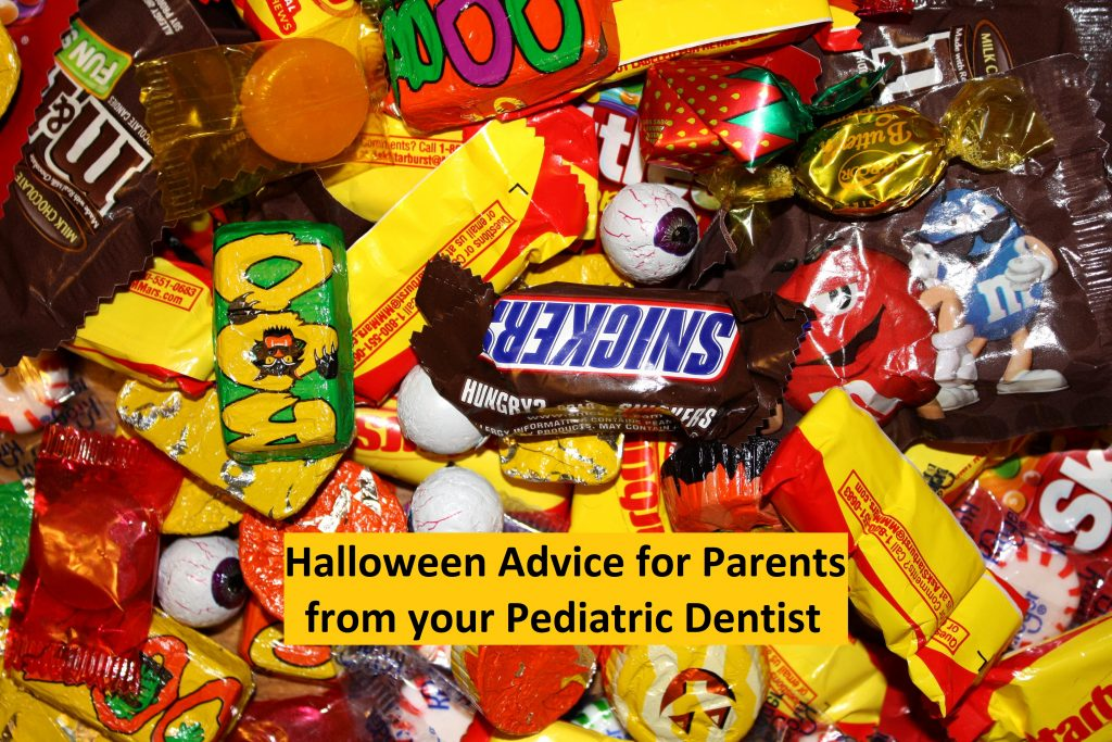 Halloween Candy Advice from your Pediatric Dentist